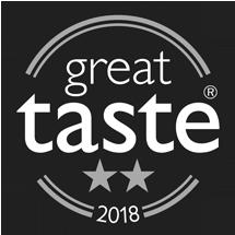Great Taste Award 2018