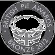 British Pie Awards Bronze 2012