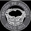British Pie Awards Gold 2013
