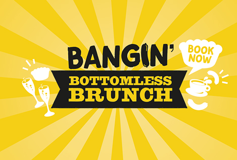 Pieminister does Bottomless Brunch