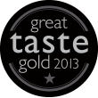 Great Taste Gold 2013