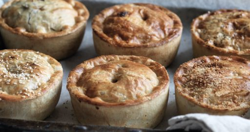 A Selection Of Pieminister Pies