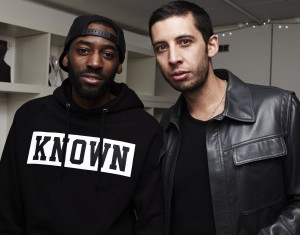 Ashley Thomas and Example