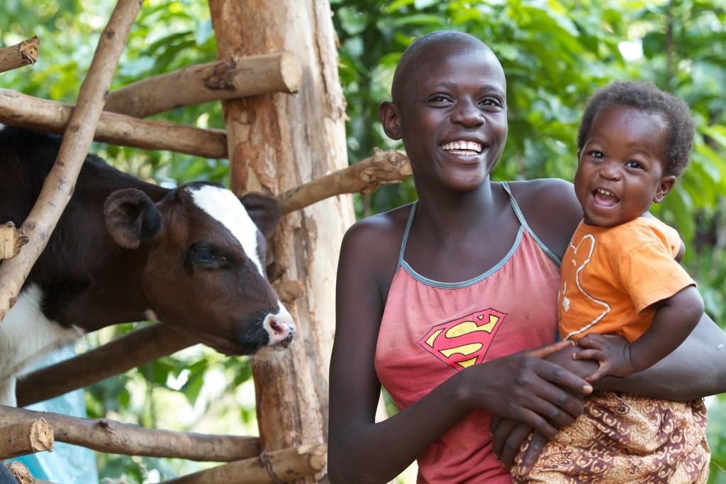 Send a Cow in Uganda 2011