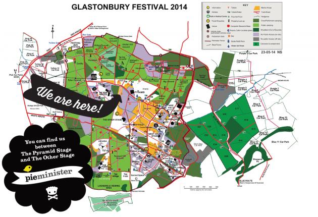 glasto map