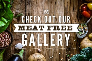 Check out our meat free gallery