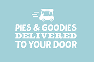 Get Pies delivered to your door