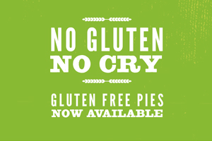 Try our Gluten-Free Pies