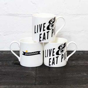 Pieminister Live & Eat Pie Mug