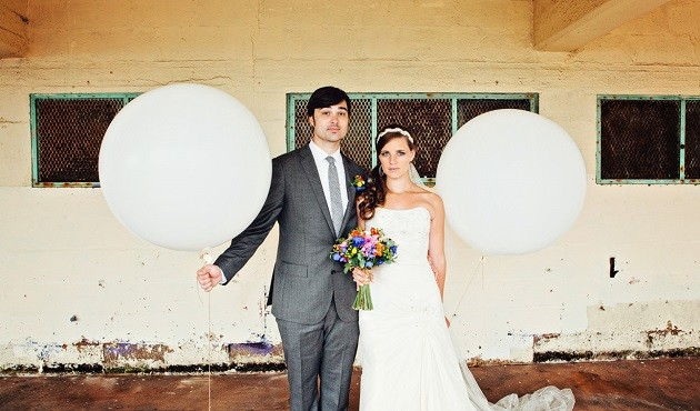 Ballon Wedding