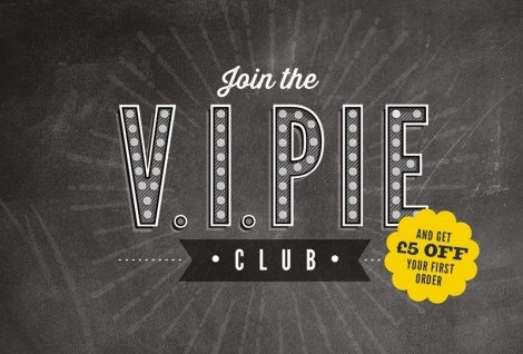 Pieminister V.I.Pie Club