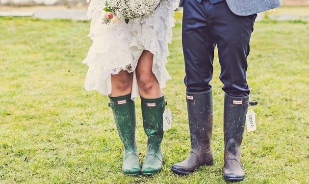 Wellies Wedding