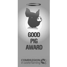 Good Pig Award