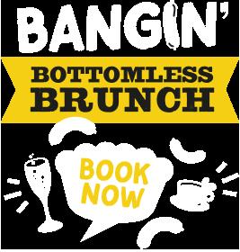 Book your Bottomless Brunch