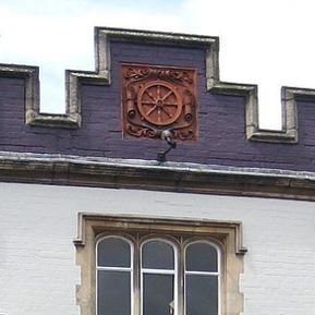 The Catherine Wheel 289 x 289