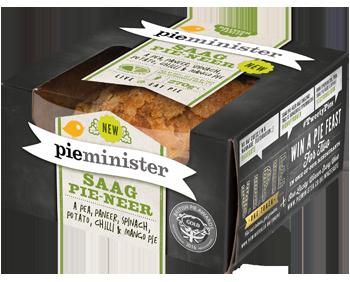 Saag Pie-Neer
