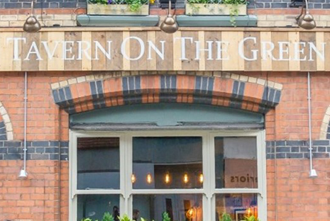 tavern on the green button