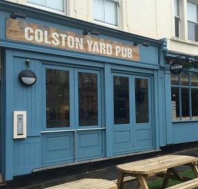 coslton-yard