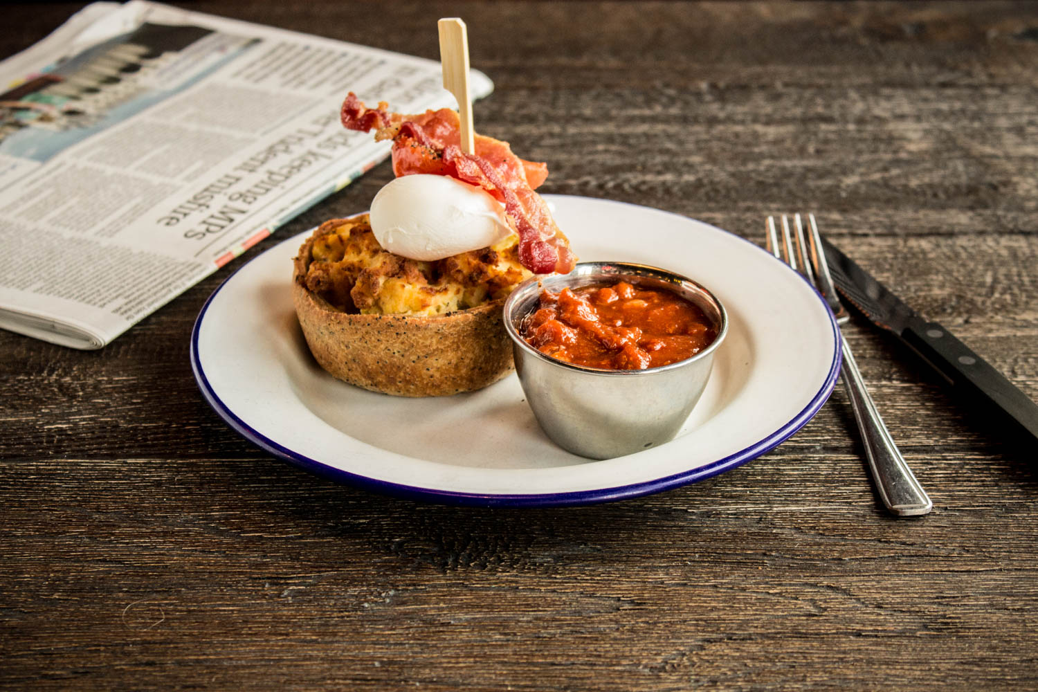 Brunch-time pies - Pieminister