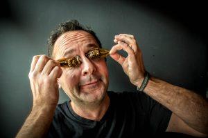 Jon Simon Pieminister Bug Eyes