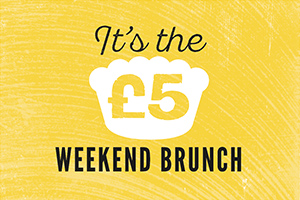 £5 Pie Brunch