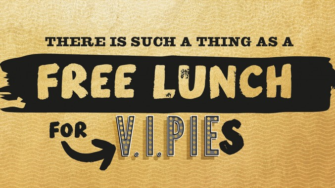 vipie free lunch 1 face