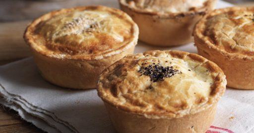 A Selection Of Gluten Free Pieminister Pies