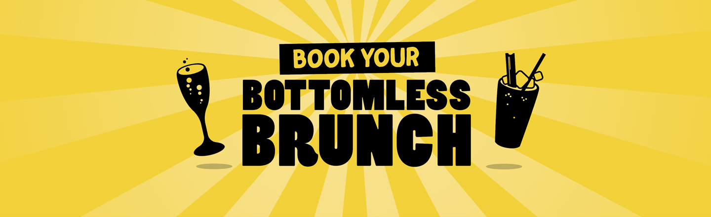 Book your bottomless brunch