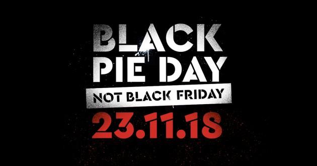 Black Pieday not Black Friday