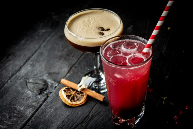 Pieminister Christmas cocktails 2018