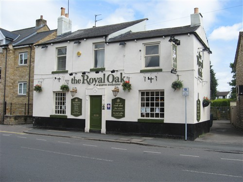 The Royal Oak, Wetherby - Pieminister pies
