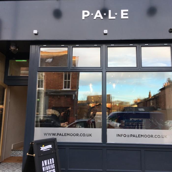 P*A*L*E pub serves Pieminister pies