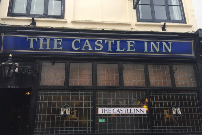 the castle inn pieminister pies