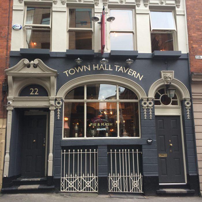 Town Hall Tavern Manchester