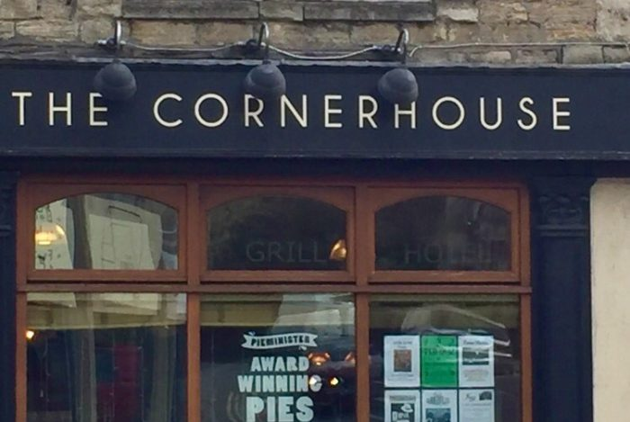 The Cornerhouse, Frome - Pieminister pies
