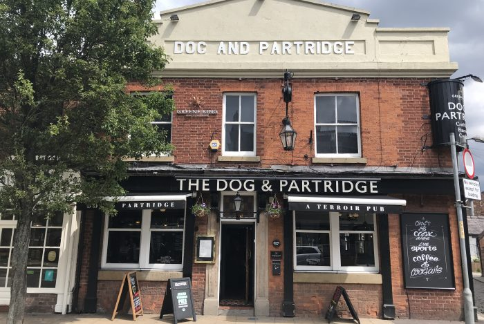 dog & partridge manchester