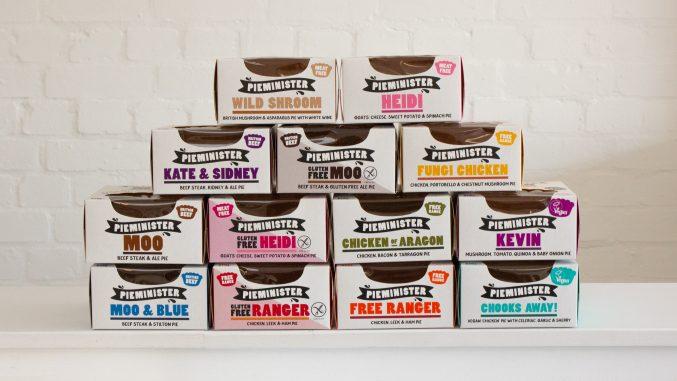 new plastic-free pie boxes