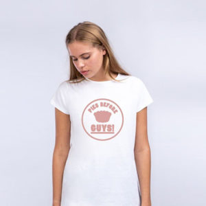 Pieminister Pies Before Guys T-Shirt