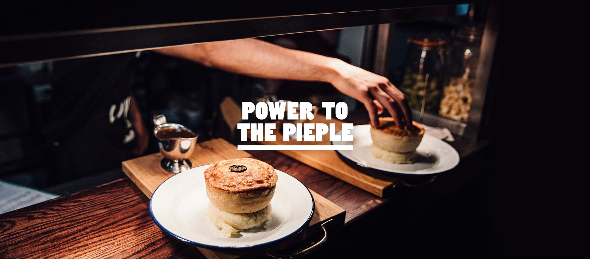 Power to the Pieple