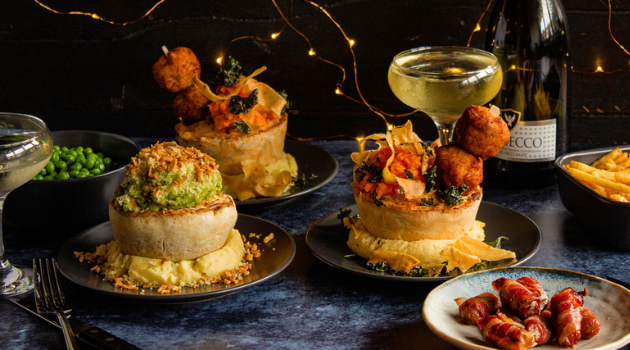 Pieminister Christmas food